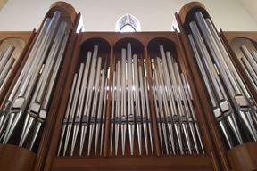 Orgulje tvrtke Eisenbarth iz Katedrale Uznesenja Marijinog u Puli