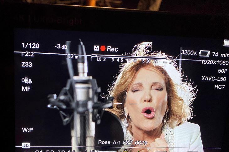 Tereza Kesovija u novom spotu