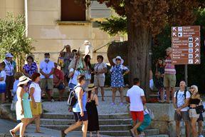 U Puli boravi više od 3.700 turista (D. MARUŠIĆ)