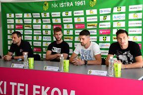 Dario Dabac, Lovro Jurić, Mario Lovre Vojković i  Luka Hujber (Milivoj MIJOŠEK)