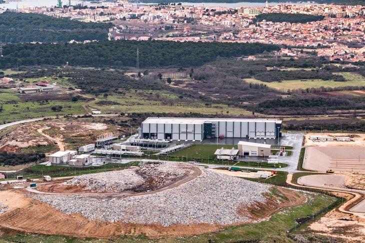 I dalje izvor velikog nezadovoljstva - Centar za odlaganje otpada na Kaštijunu