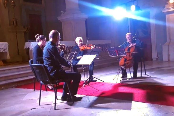 Gudački kvartet Sebastian