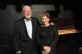 Jakša Zlatar i Vesna Ivanović Ocwirk