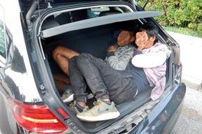 Talijani prevozili migrante iz Bangladeša i Pakistana (www.policija.si)