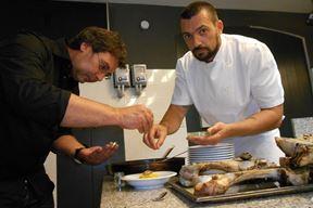 David Skoko podučavat će o pripremi jela na bazi šafrana