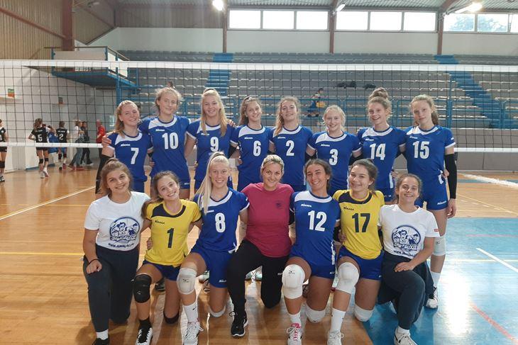 Pulska ekipa prije utakmice za 5. mjesto