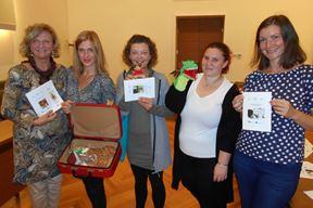 Polaznice programa Erasmus+ iz pazinskog vrtića (D. ŠIŠOVIĆ)