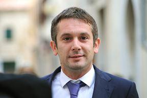 Duško Kišberi, trenutačno voditelj kabineta župana / M. MIJOŠEK