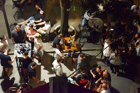 Pula 5.9.2020. tema - Giardini - kafici - buka  Snimio: Dejan STIFANIC