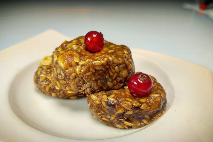 My Energy Cookie by The Outlaw Chef
