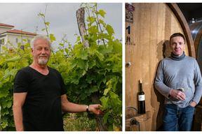 Franco Cattunar i Gianfranco Kozlović (Goran ŠEBELIĆ/CROPIX//Danijel BARTOLIĆ/CROPIX)