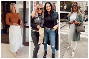 Jesenska moda u Puli