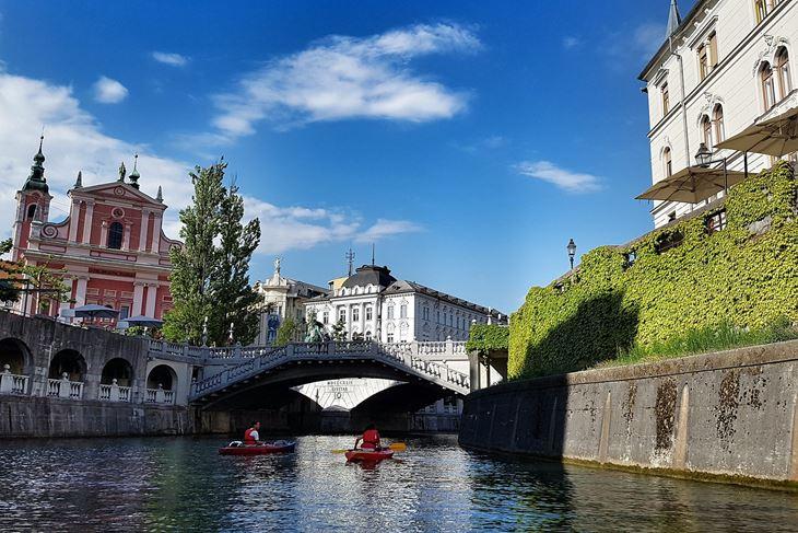 Ljubljana je jedna od najugroženijih zona u Sloveniji
