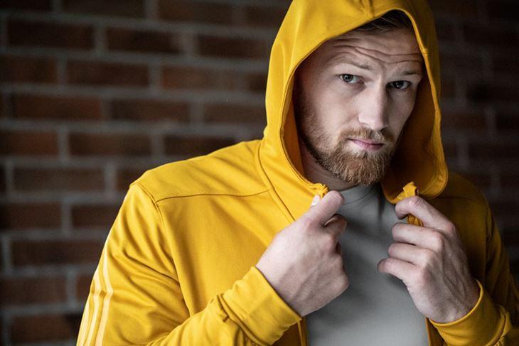 David Mandić u novoj zimskoj kolekciji adidasa COLD.RDY