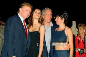 Nije nepoznato da su Donald i Melania Trump često viđani u Epsteinovom društvu