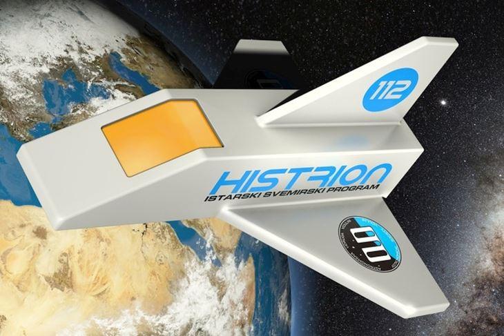 Bespilotna letjelica Histrion