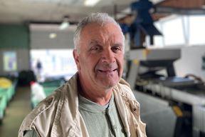 Germano Craizer bivši je mehaničar koji se okrenuo maslinarstvu (M. STOJANOVIĆ)