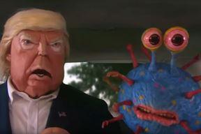 Trump i korona u drugoj epizodi