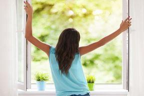 Kratkotrajni  propuh svakih par sati najbolje će ukloniti sve štetne tvari