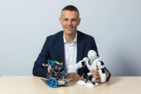 Valter Flego je izvjestitelj u Odboru za promet i turizam za područje robotike i umjetne inteligencije