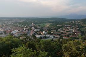 Panorama Labina (Snimio B. BIOČIĆ)