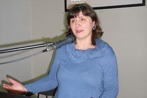 Evelina Rudan (Snimio Davor Šišović)