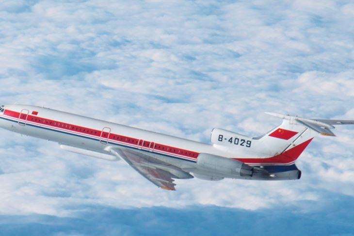 Tupoljev TU-154, foto Wikipedia