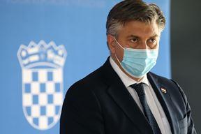 Andrej Plenković (Snimila Lana Slivar Dominić / Hina)