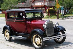 Ford Model A (Foto: Autoportal)