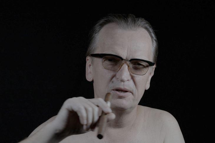 Vili Matula u filmu glumi Josipa Broza Tita
