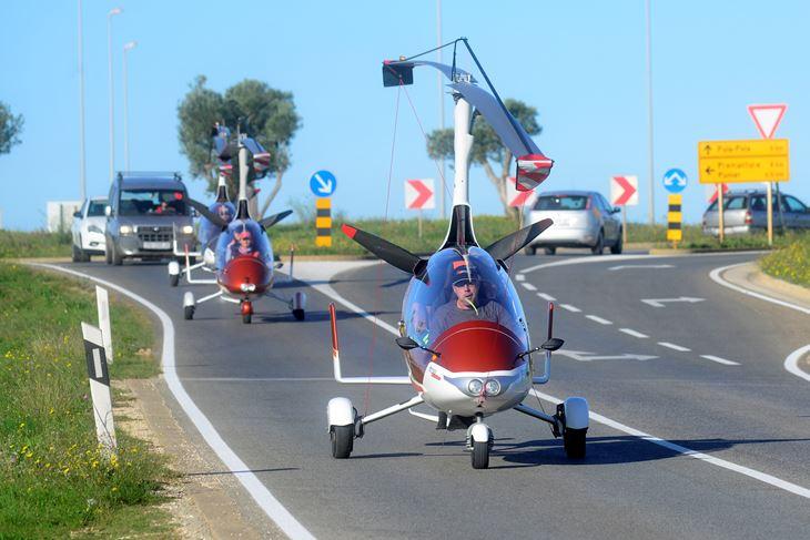 S medulinskog aerodroma ekipa se zaputila u Premanturu (Snimio Dejan Štifanić)