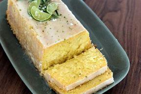 Sočni džin tonik kolač