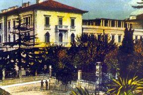 Jedan od kinematografa djelovao je i u prostoru Marine casina, danas Doma hrvatskih branitelja