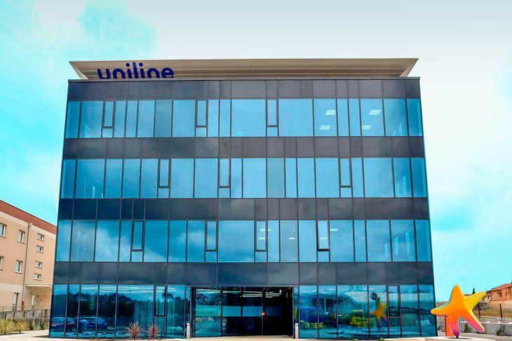 Uniline novo sjedište