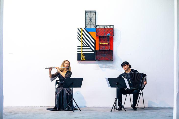 Samanta Stell i Anamarija Lovrečić