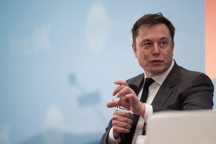 Elon Musk (EPA)