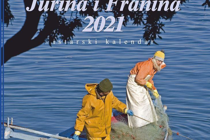 """""""Jurina i Franina"""" - izdanje za 2021. godinu"""