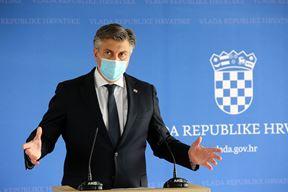 Andrej Plenković (foto CROPIX)