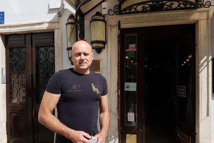 Denis Bimbašić (snimila M. VERMEZOVIĆ IVANOVIĆ)
