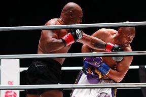 Bio je to prvi međusobni okršaj Mikea Tysona i Roya Jonesa Jr.