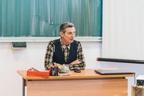Prvi gost - Massimo Savić