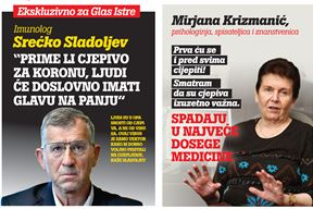 Iz tiskanog izdanja Glasa Istre od nedjelje, 6. prosinca