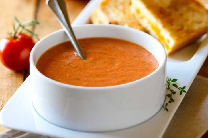Kremasta juha od rajčice