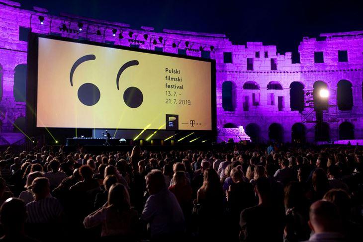 Festivalski logo nagrađen je Zlatnom nagradom na svjetskom natjecanju WOLDA (Foto: web stranica studija Rašić+Vrabec)