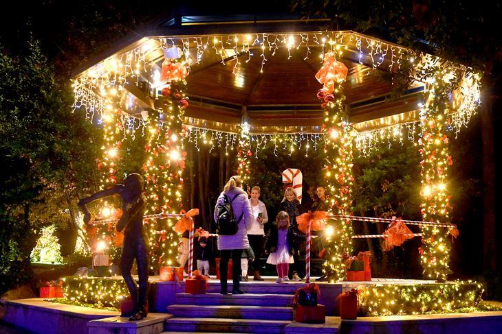 Romantični glazbeni paviljon (Snimio Vedran Karuza)