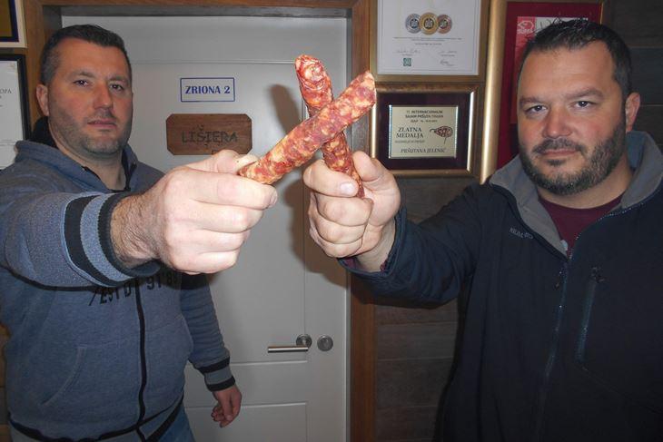 Luka i Paolo Jelenić (Snimio Davor Šišović)