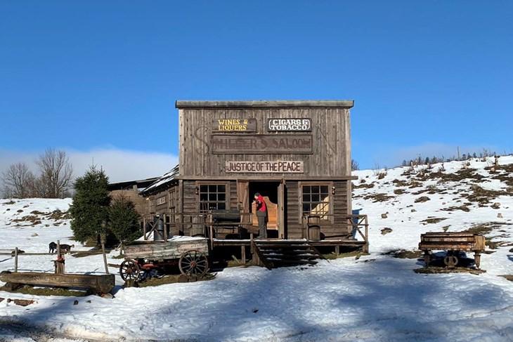 Kaubojsko selo Roswell - Fužine (Snimila Ružica Koraca)