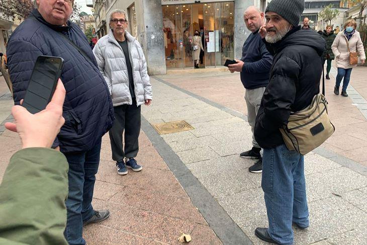 Puljani u gradu