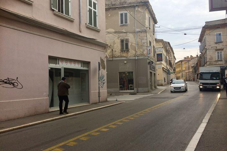 Zagrebačka ulica (snimila B. PETROVIĆ)