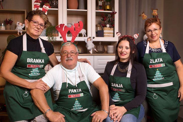 "Tim ""La Parenzana"" u kulinarskom showu RTL-a (Foto RTL)"